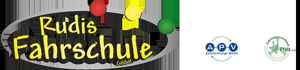 Rudis Fahrschule GmbH Logo